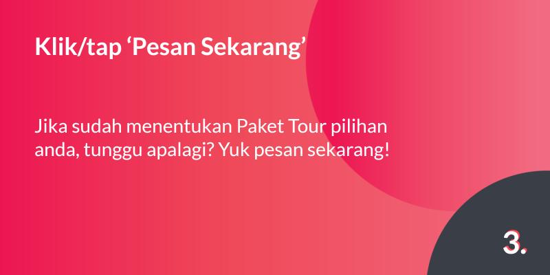 Paket Tour - 3